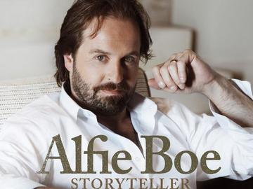 Alfie Bowie Storyteller