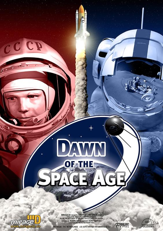 Yuri's Night - Dawn of the Space Age