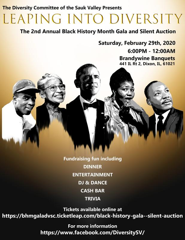 Black History Gala & Silent Auction