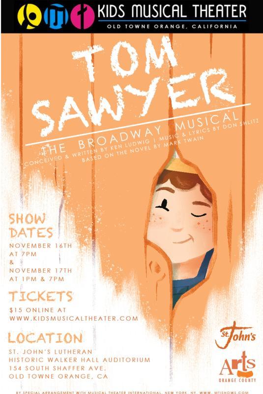Tom Sawyer the Musical