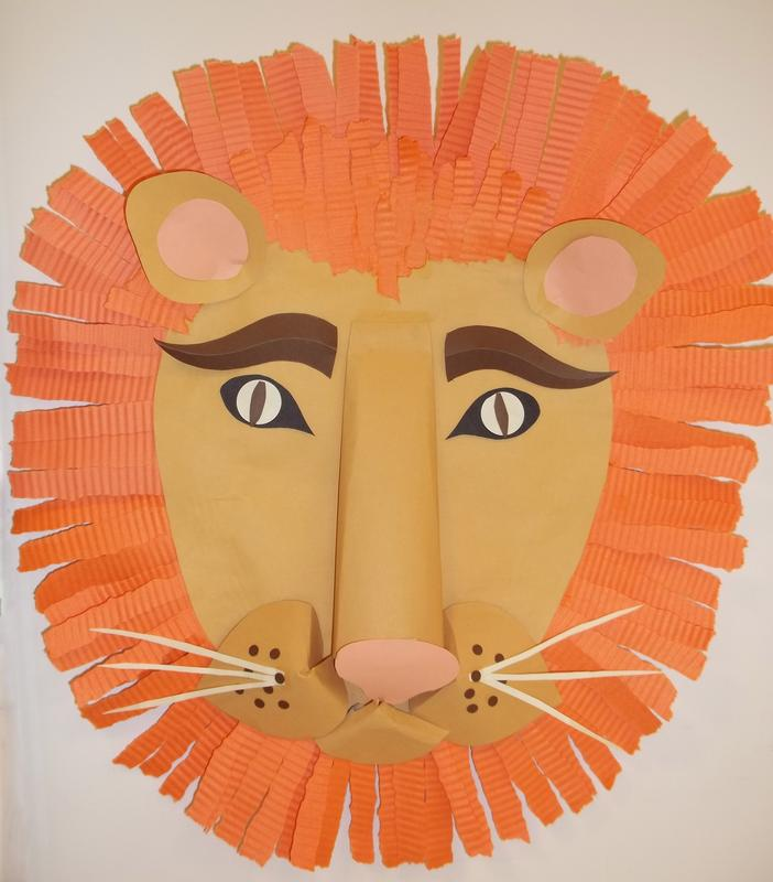 Family First: Paper Relief Sculpture Workshop