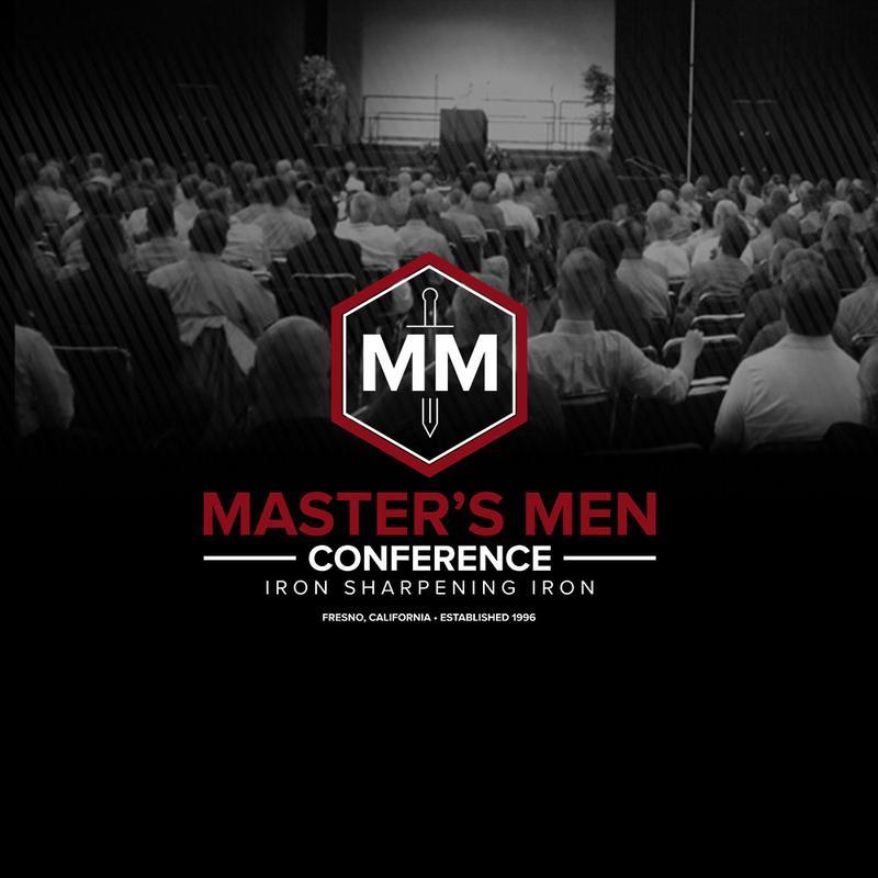 Master's Men Conference