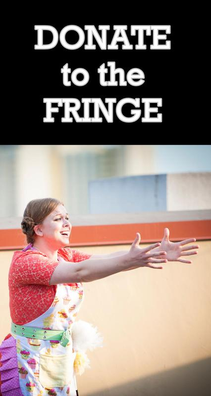 DONATE to the Fringe