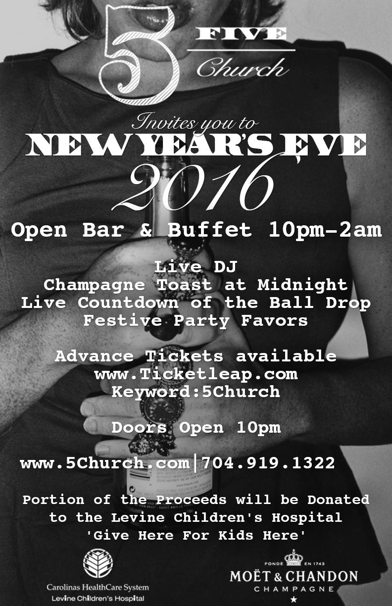 New Years Eve In Charlotte Nc