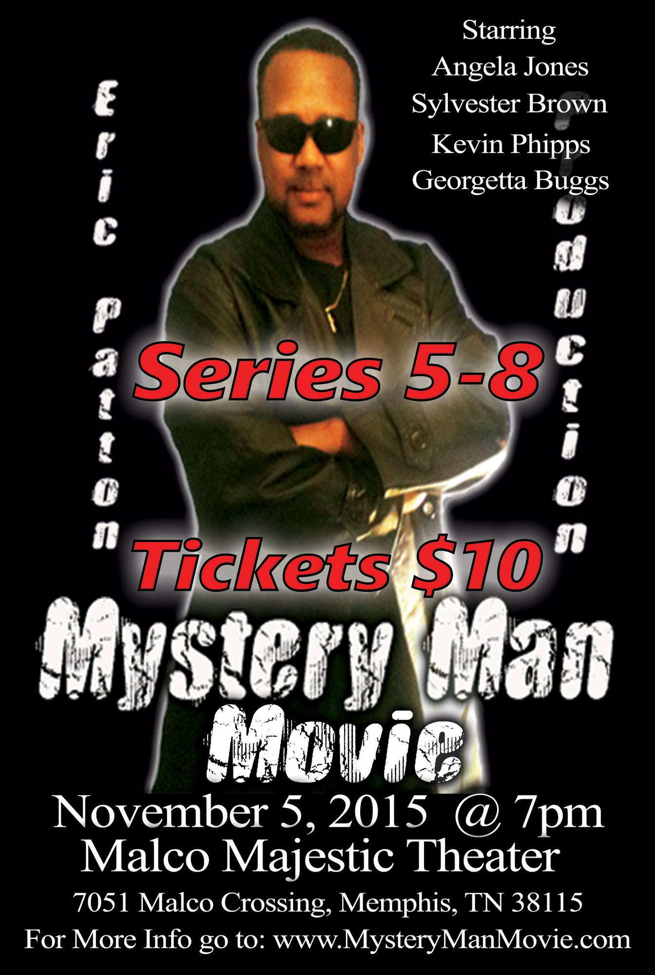 mystery movie series 58 tickets in memphis tn united states