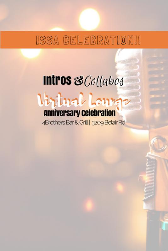 Intros & Collabos Virtual Lounge | First Anniversay Celebration