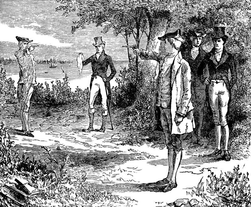 Duel: Hamilton and Burr
