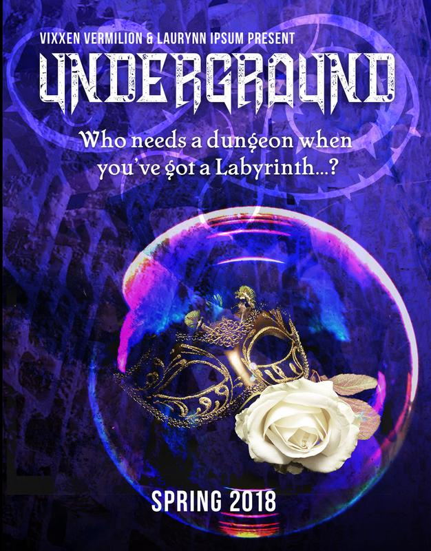 Underground: An Aerial Burlesque Homage to Labyrinth (Encore)