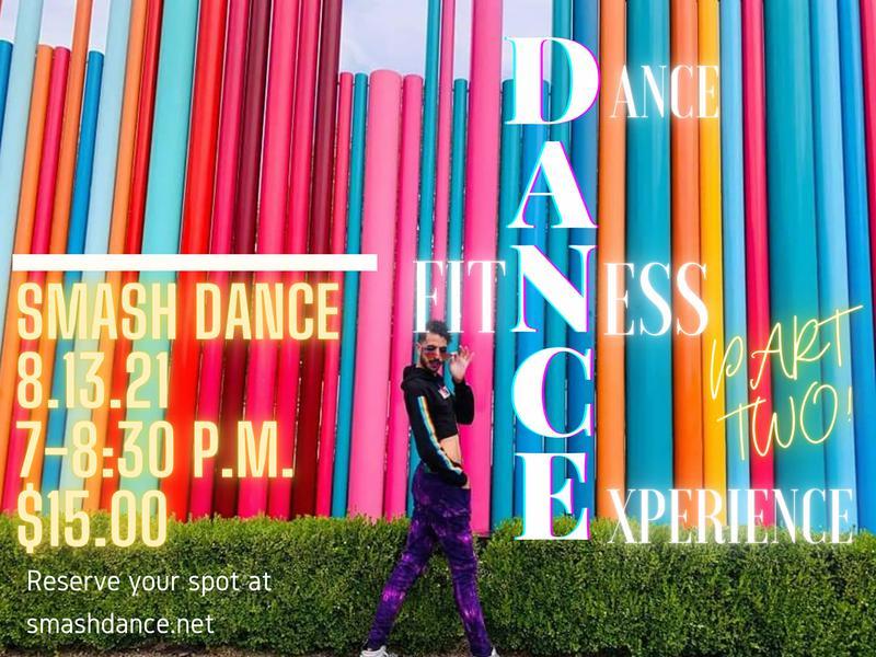 Josh's Dance Fitness Experience Part 2