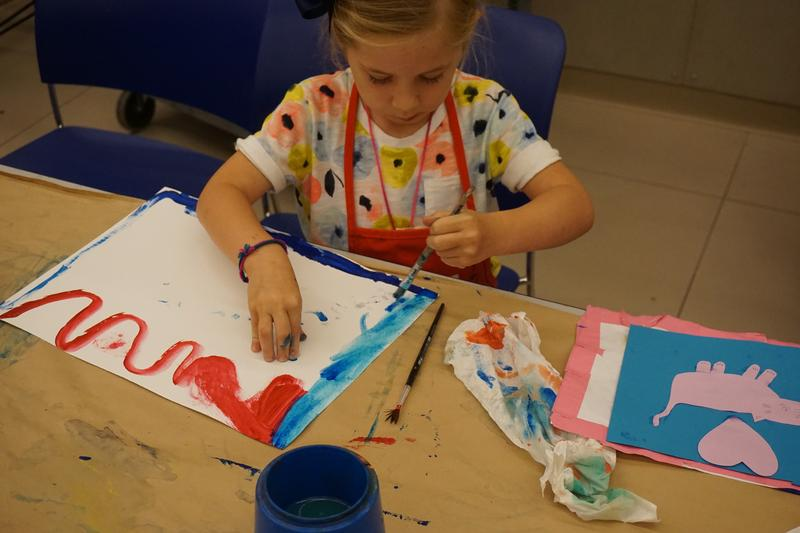 Summer Camp: Paint, Print, and Pattern