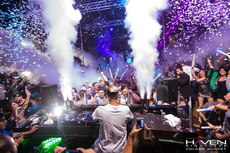 DJ Jerzy @ Haven Nightclub AC Thursday Oct 19th AK