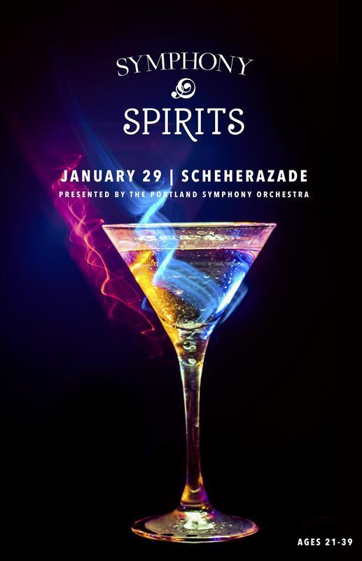 Symphony and Spirits: 1/29 Scheherazade