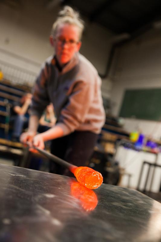 Glass Blowing Studio Passport : May