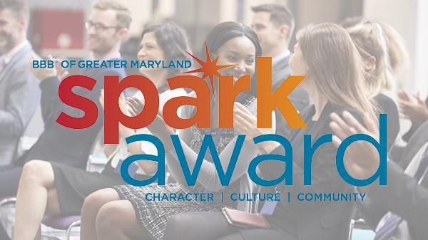 BBB Spark Awards Application Mingle