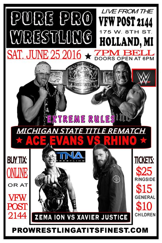 PPW Live from Holland VFW