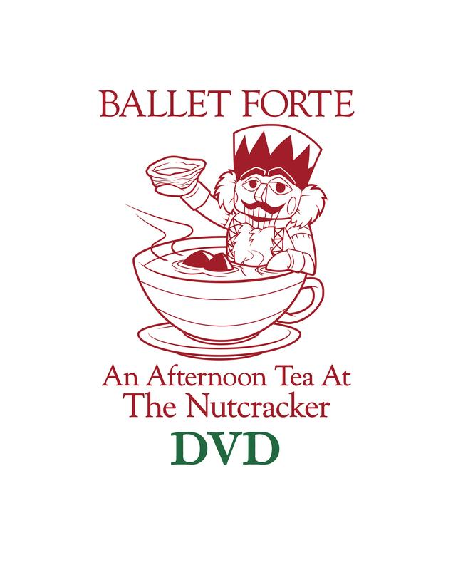 Performance DVD - An Afternoon Tea at the Nutcracker 2014