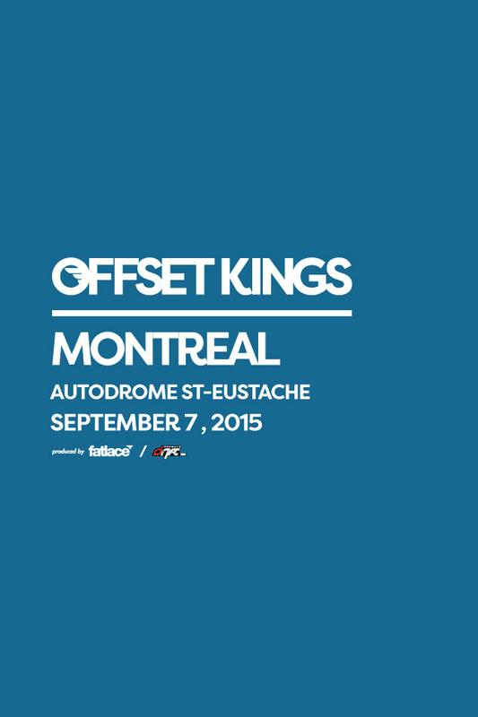 Offset Kings 2015 - Montreal, Canada