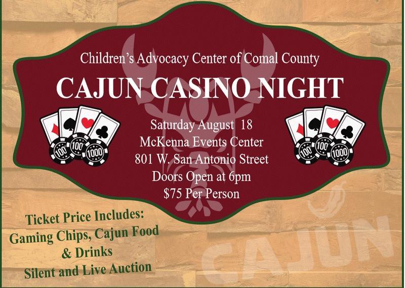 CACCC Cajun Casino Night
