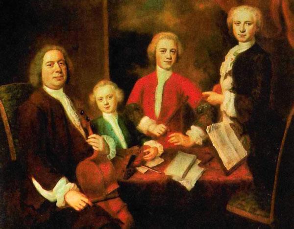 Bach Family Reunion