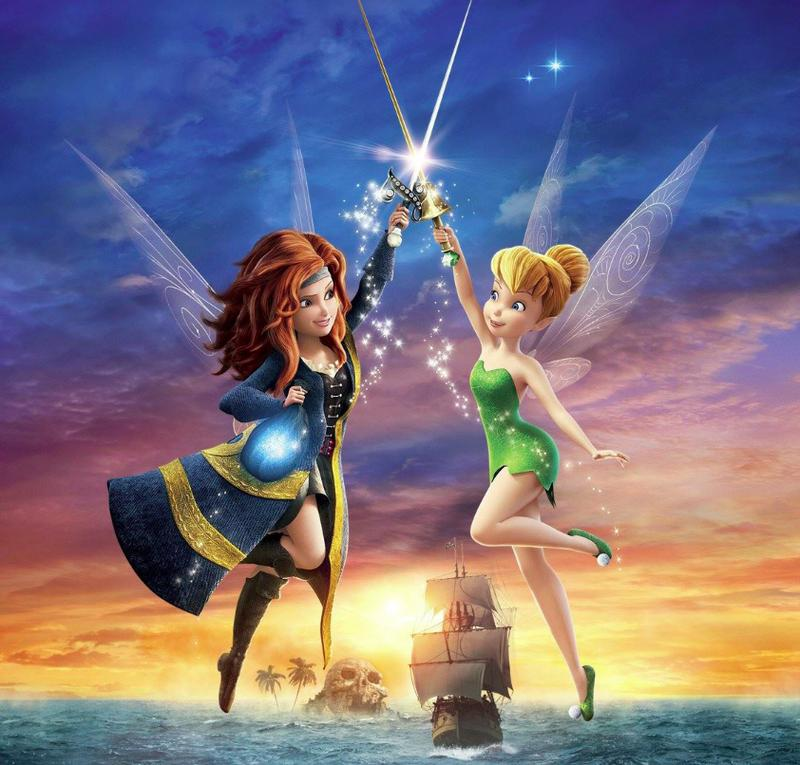 Stories on Stage: Tinkerbell and the Never Kids
