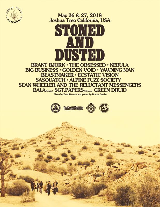 Stoned and Dusted