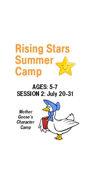 Rising Stars: Character Matters (ages 5-7)