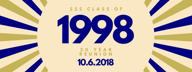 SSS C/O 1998 CLASS REUNION