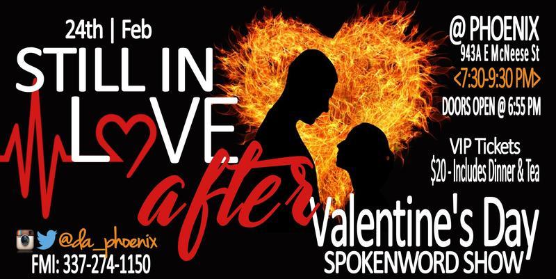 Still In Love...AFTER Valentine's Day