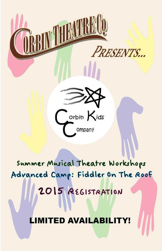 2015 Workshop CKC Advanced Camp: Fiddler On The Roof Jr.