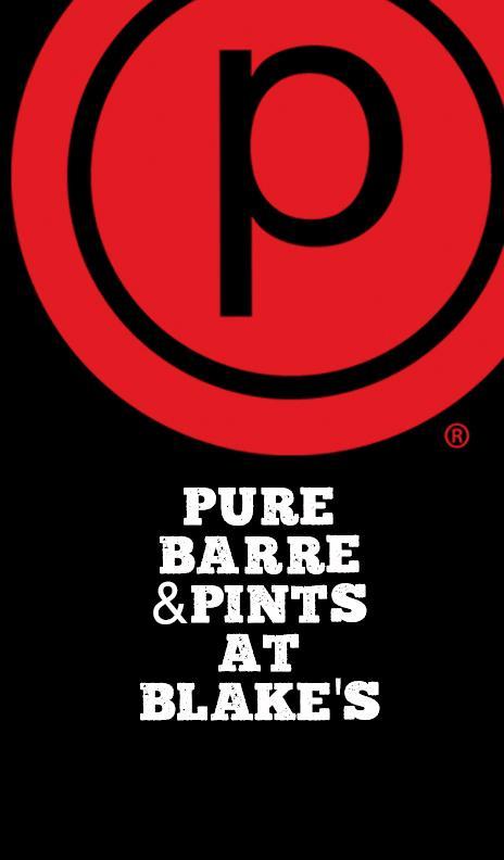 Pure Barre & Pints