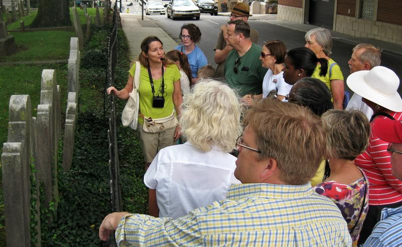 Knoxville Early Years Walking Tour
