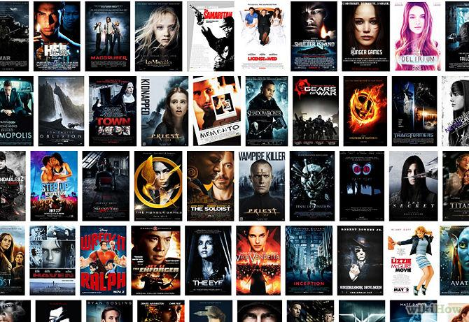 Characteristics of Watch Movies Just Added
