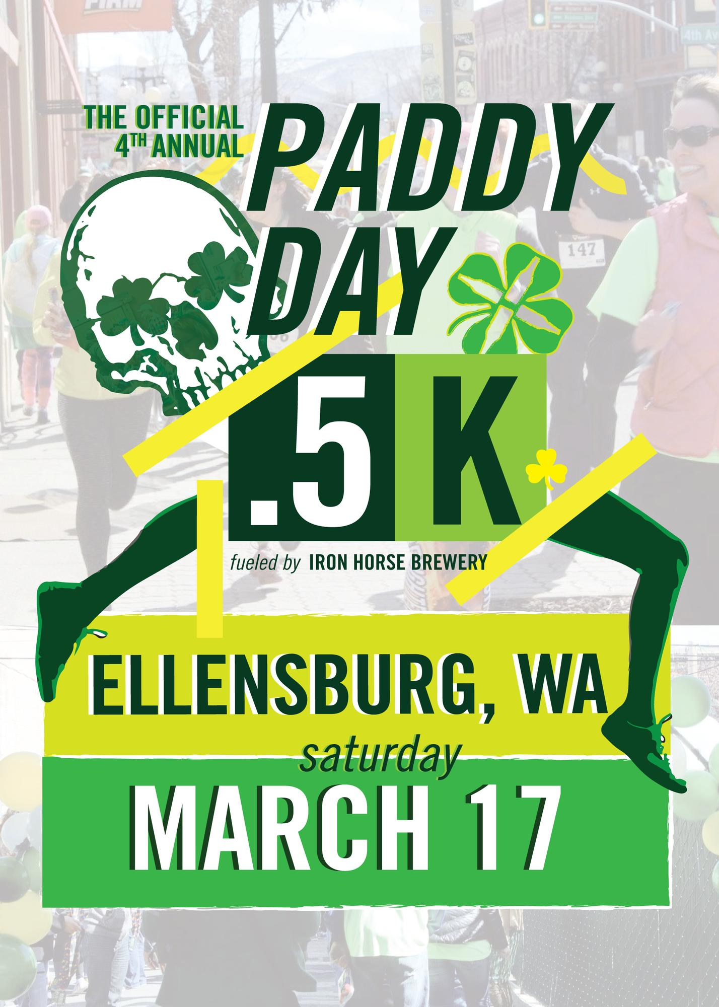 Paddy Day .5K Run