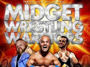 Midget Wrestling Warriors