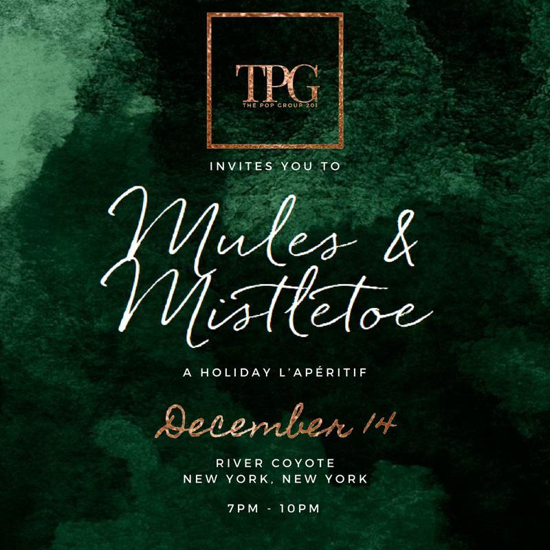 Mules & Mistletoe