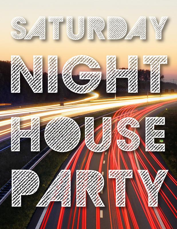 Saturday Night House Party: Swan Year + Hoffman