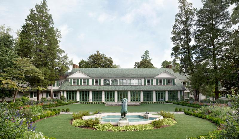 Historic Grounds and Gardens Tour 2020