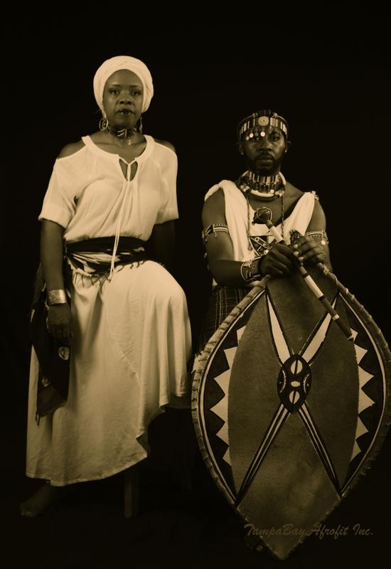Haiti Meets Kenya Tribal Dance Bootcamp September Edition