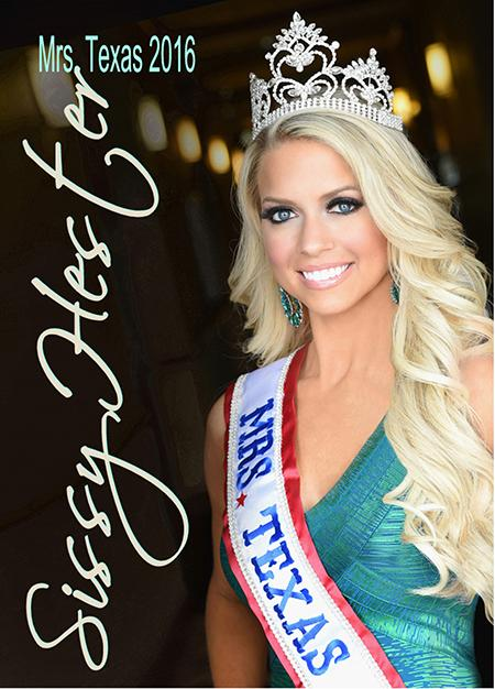 2017 Mrs. Texas Preliminary Competition