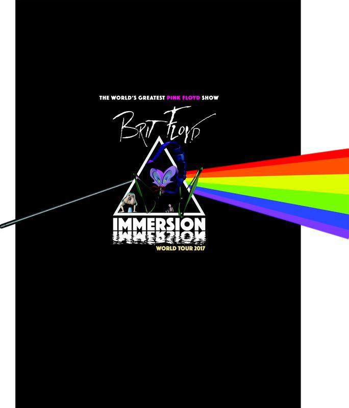 Brit Floyd - Immersion Tour