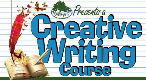 Postponed--Creative Writing Course