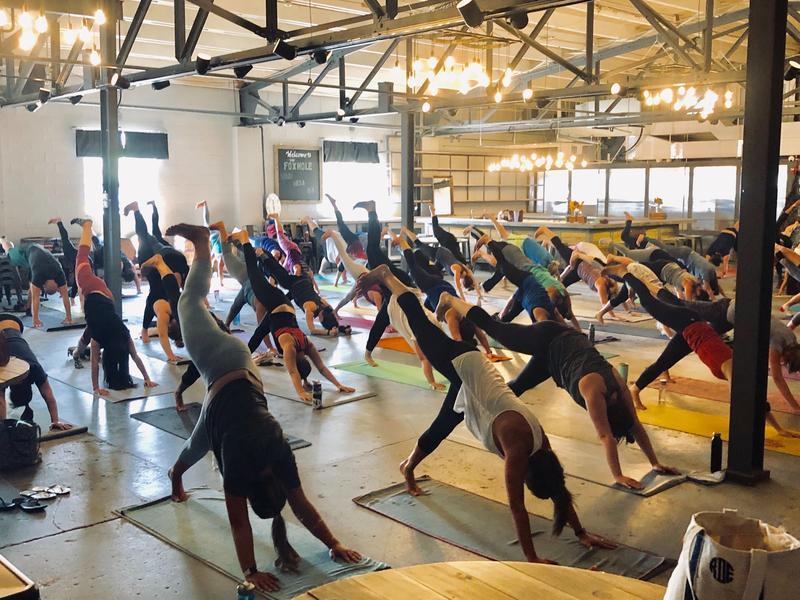 Detox to Retox - Yoga