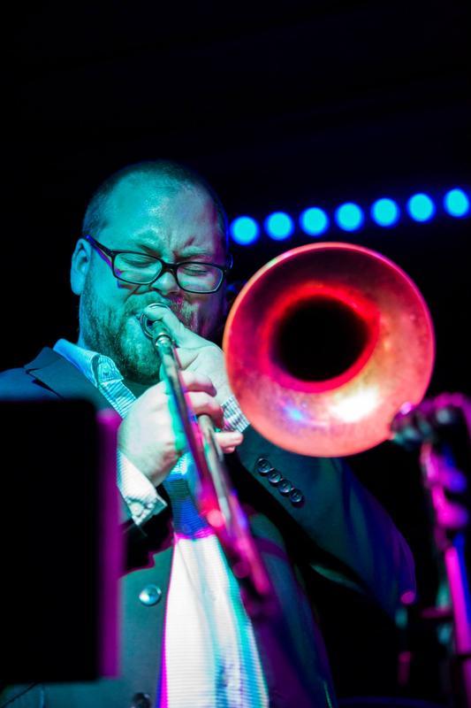 BLU Jazz Big Band Residency w/ the Sam Blakeslee Large Group