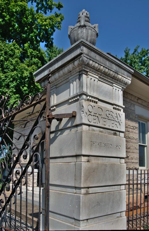 Old Gray Cemetery Tour