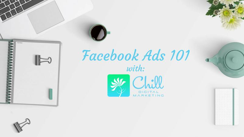 Facebook Ads 101 (Beginner) - August