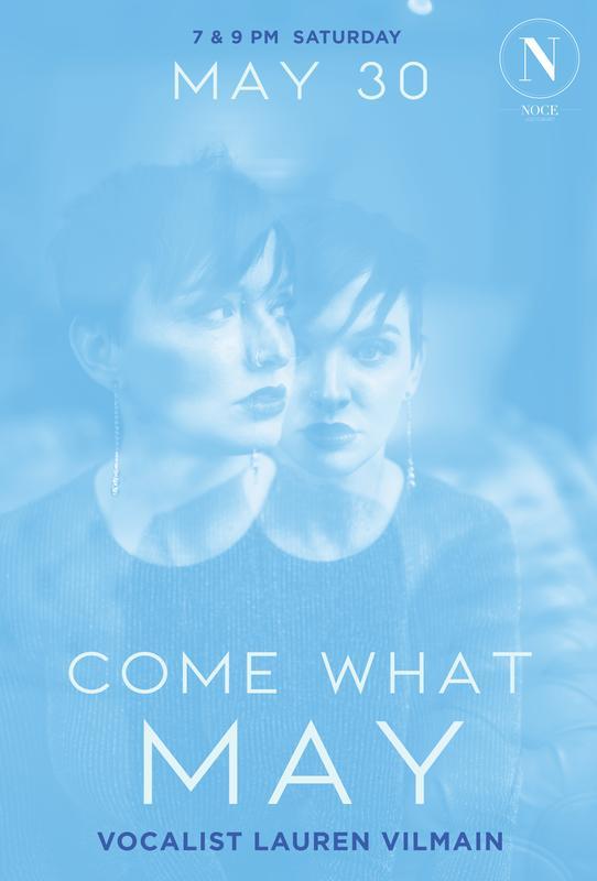Come What May: Lauren Vilmain Sings
