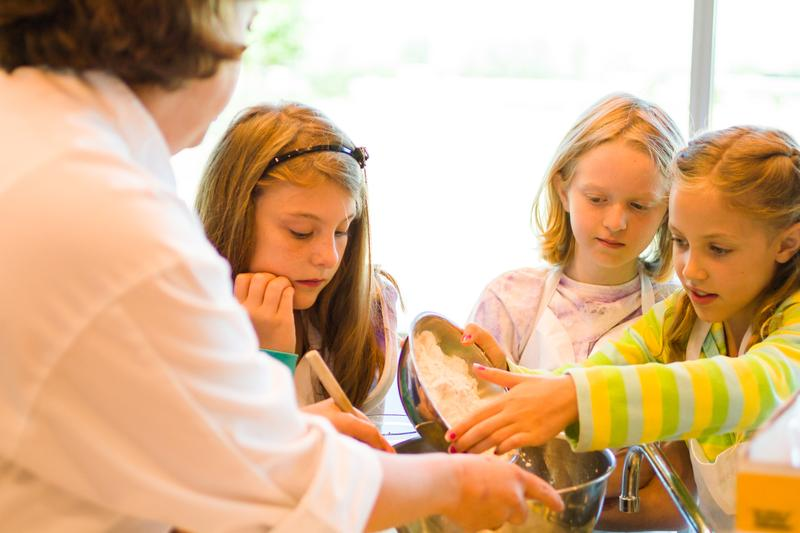 Kids Cooking Class:  Everything in a Cup