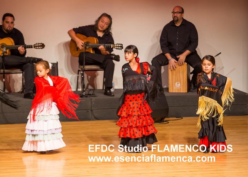 Free Flamenco Class for Kids
