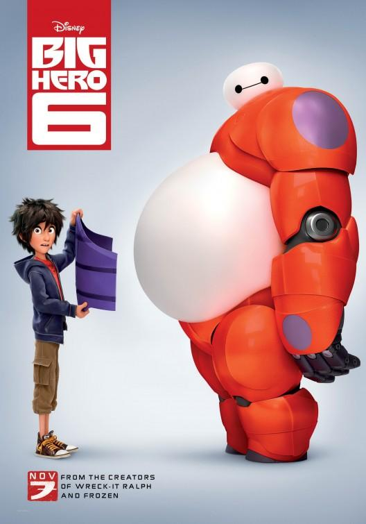 Big Hero Six & The Book of Life