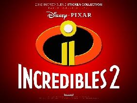 INCREDIBLES 2 / ANT-MAN & the WASP